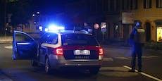 Mann drohte, mit Kalaschnikow auf Beamte zu schießen