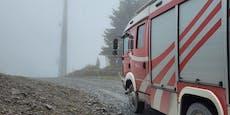 Gas-Alarm in Ski-Hütte – 16-Jähriger kollabiert