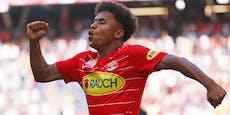 Bayern verhandeln mit Adeyemi über Vertrag