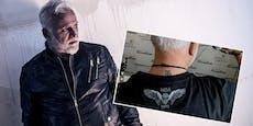 Nino de Angelo: Geheime Botschaft auf T-Shirts?