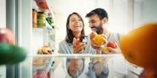 Frauen oder Männer - wer geht häufiger zum Kühlschrank?