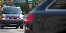 Raser brettert mit 147 km/h der Polizei ins Planquadrat