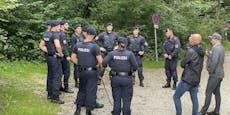 Polizeihund entdeckt Frauenleiche im Wald