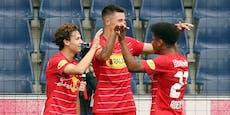 Spielplan: Bullen-Start in Sevilla, Demir gegen Bayern