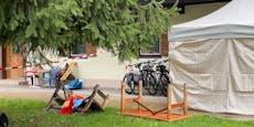 Toter in Wörgl: Nachbarn versuchten, Sohn zu beruhigen