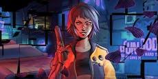 """""""Glitchpunk"""" zeigt sich als neues """"Cyberpunk-GTA"""""""