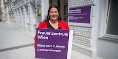 Fast 6.000 Wienerinnen suchten Hilfe im Frauenzentrum