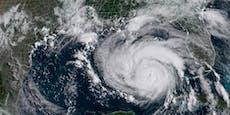 """Monster-Sturm """"Ida"""" nähert sich der US-Golfküste"""