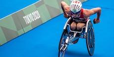 Silber! Zweite Paralympics-Medaille für Österreich