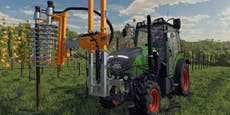 """""""Landwirtschafts-Simulator 22"""" lässt uns Trauben ernten"""