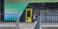 Bankomat bei Supermarkt in der Donaustadt gesprengt
