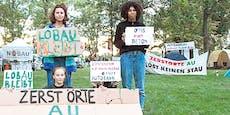 """Klimaschützer drohen Wien mit """"Rebellionswelle"""""""
