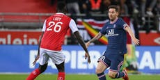 Mbappe-Doppelpack! PSG siegt beim Messi-Debüt