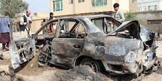 Afghanische Familie bei Angriff auf Kabul ausgelöscht