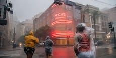 Hurrikan-Chaos in den USA: Million Haushalte ohne Strom