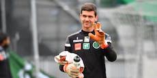 Holt die Austria sechsten Goalie von Zweitliga-Klub?