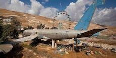 Alte Boeing 707 ist heute ein Restaurant