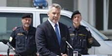 Ab Mittwoch neue Polizeieinheit auf Österreichs Straßen
