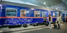 PCR-Tests für Reisende schon im Zug nach Wien
