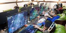 China beschränkt Videospiele auf eine Stunde pro Tag