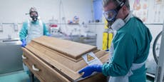 236.000 Corona-Tote bis Dezember in EU laut Prognose