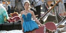 Super-Stars in Venedig bei Dolce & Gabbana – mit Leni