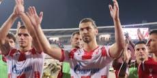 """Dragovic: """"Belgrad ist für mich wie Real Madrid"""""""