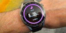 Wie dir die Huawei Watch 3 Pro beim Schlafen hilft
