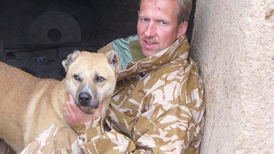Pen Farthing setzt sich seit seiner Stationierung in Afghanistan für Straßentiere ein.