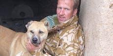 Ex-Soldat evakuierte 170 Tiere aus Afghanistan