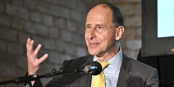 """""""Wir müssen alles probieren"""", appelliert Politikwissenschafter Peter Filzmaier."""