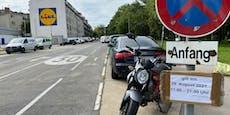 Wiener auf Urlaub – Autos wegen Derby abgeschleppt