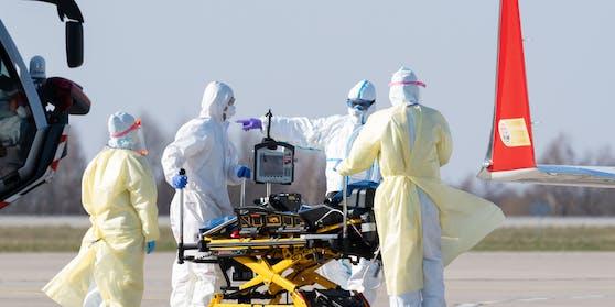 Die Pandemie in der EU ist alles andere als vorbei. Symbolbild
