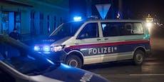 Randalierer (40) geht bei Festnahme auf Polizisten los