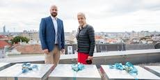 Wiens Studenten teilen sich Wohnheim mit 200.000 Bienen