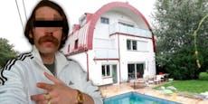 Bombenbauer aus Wiener UFO-Haus drohte Nachbar mit Mord