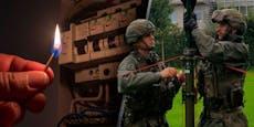 Blackout – Bundesheer probt den Katastrophenfall