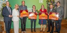 Das sind die blühendsten Gemeinden in Niederösterreich