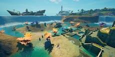 """Fortnite""-Fans enttäuscht über Änderungen an Spiel-Ort"