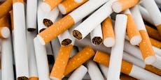 Asylwerber (31) verkauft 90.000 Schmuggel-Zigaretten