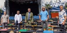 Stadt gibt grünes Licht für Nova Rock Encore
