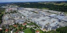 Engpässe – BMW Steyr meldet Kurzarbeit an