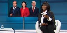 Motsi schimpft im TV drauf los, aber Mikro ist noch an