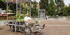 Stadt wollte 6000 Euro von Mann, weil DAS kein Rad sei