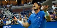 Tennis-Star Murray platzt nach Klo-Pause der Kragen