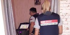 Drogenrazzia brachte illegale Spieler-Wohnung ans Licht