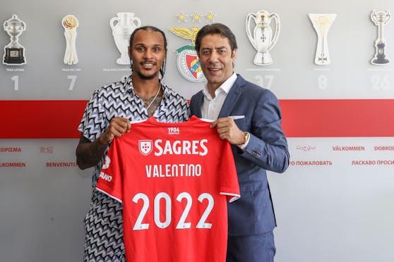 Lazaro kickt ab sofort bei Benfica