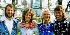 Sieht so das Live-Comeback von ABBA aus?