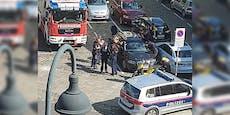 Kind in Audi löst Polizeieinsatz in Wien aus