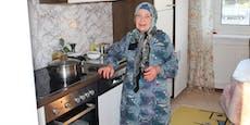 Welle der Solidarität für arme Tschetschenin (72)